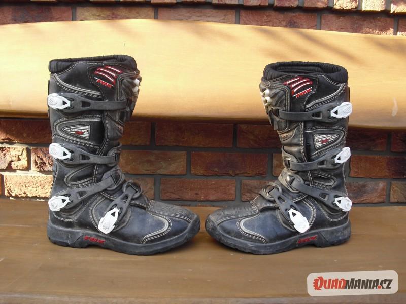 ... Detailní foto č.2 Dětské boty FOX Racing Comp 5 ... 27f0fa6af0