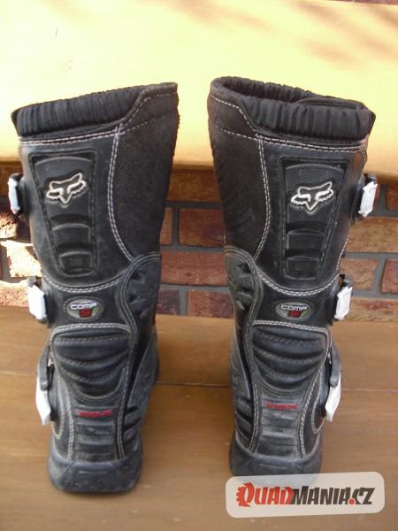 ... Detailní foto č.3 Dětské boty FOX Racing Comp 5 ... 957302c49a