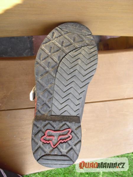 ... Detailní foto č.4 Dětské boty FOX Racing Comp 5 9ce9e3397c