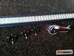 LED rampa 306W + elektroinstal