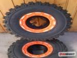 Disky DWT+pneu Dunlop