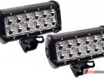 Dálková LED světla - 2x36W