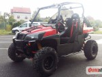 EMU Tractor 800 UTV - rally