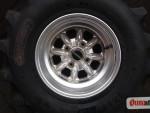 Prodám kola s pneu executioner