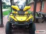 2×Can Am Outlander