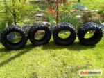 Prodám pneu na čtyrkolku