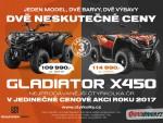 Journeyman Gladiator X450