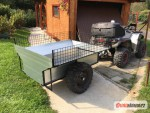 vozík za ATV,UTV