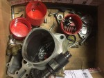 Kawasaki KVF 750 díly motoru