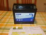 baterie exide 18Ah YTX20H-BS
