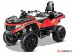 Arctic Cat Alterra 700 TRV T3b