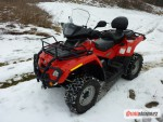 Can-Am Outlander 650 Max