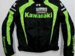 Pánská závodní bunda kawasaki