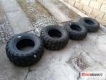 Nové pneu z Can-ama Renegade