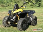 Can-Am Renegade 1000XC - HMF