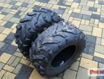 pneu zadní na dojetí 25×10 R12
