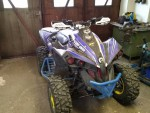 Can-Am Renegade 1000 R