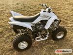 Yamaha YFM raptor 350R