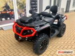 Can-Am Outlander Max650 XT/ABS