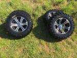 Prodám disky ITP s pneu sunf