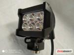přídavné světlo LED 18W