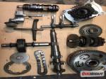 Yamaha Grizzly 660 díly motor
