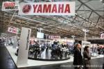 Intermot: Yamaha, Suzuki, TGB, Adly, Cectek