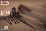 ČR stopa na Dakaru 2017