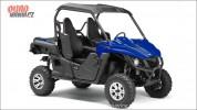 Yamaha Wolverine X4 – do lesa komfortně a ve čtyřech