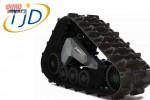 Pásový systém TJD pro čtyřkolky a UTV