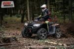 Access Motor SHADE EXTREME 850i LT EPS: Pracant dvou tváří