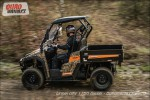 Linhai UTV 1100 Diesel: Místo traktoru