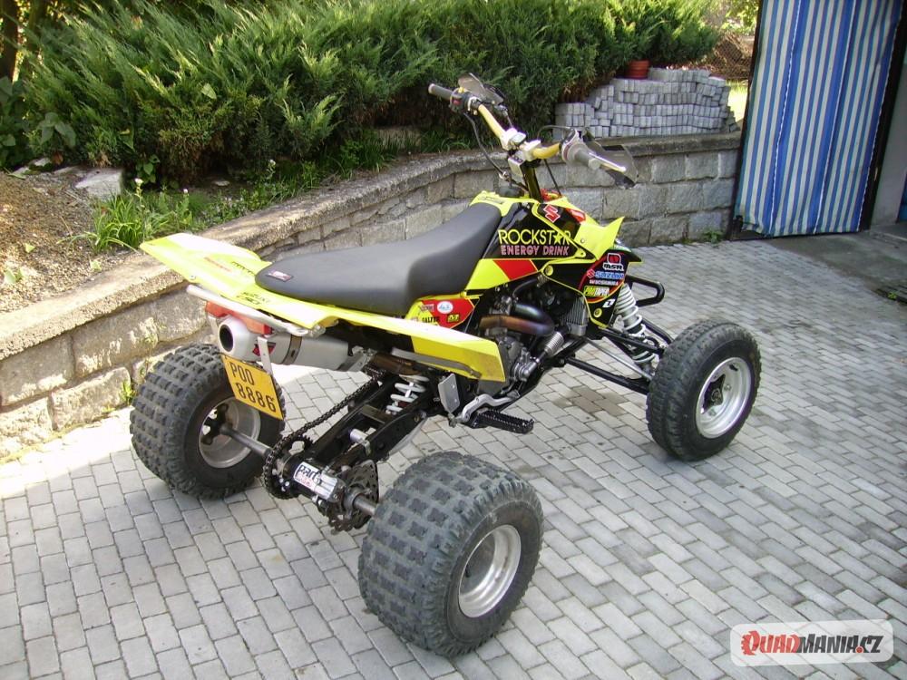 Profil Krtek450 Suzuki Lt